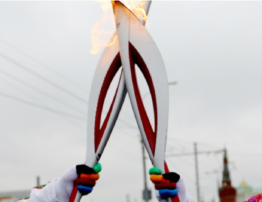Факел «Олимпийского огня» для Ваших соревнований!