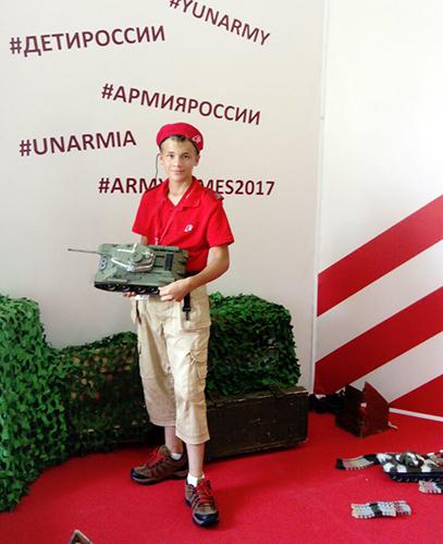 Армейские игры 2017. Наш танковый биатлон в Алабино.