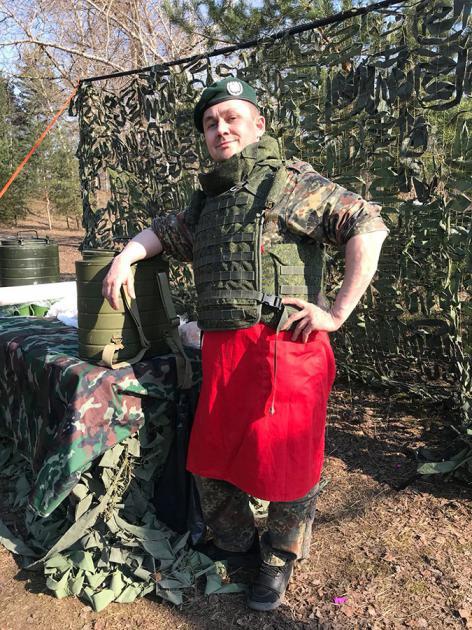 Боец должен быть сытым! Военно-полевая кухня с доставкой.