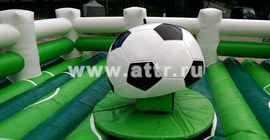 аттракцион родео-мяч