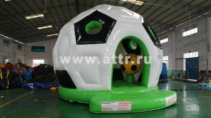 батут футбольный мяч